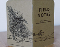 Custom Paper Notebooks I