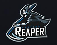 Reaper Mascot Logo Branding