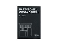 Bartolomeu Costa Cabral. 18 Obras
