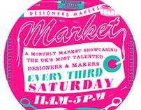 Designer Makers Market