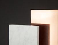 White Stripe by SKELD Design