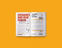 Psychiatry's Mind-Brain Problem: Editorial Layout
