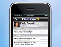 Flash Fun - Lay Out APP iPhone