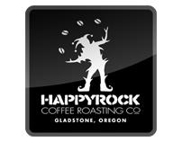 Rebranding Happyrock Coffee Roasting Co.