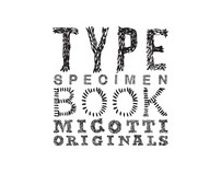 Illustrated Typefaces