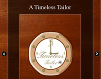 Apps of A Timeless Tailor