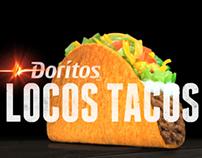 Taco Bell: Doritos Locos Tacos