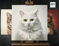 PETTROPHY / Art for better life / CATS