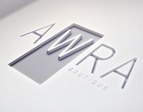 BRANDING   Awra - Clothing Boutique