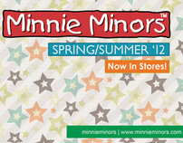 Minnie Minors Spring/Summer '12 Campaign