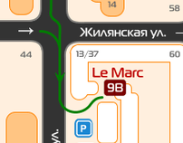 Road map (clients Kiev office)