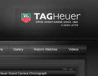 Tag heuer Times India, 2011