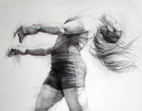 Dance drawings