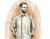 Crockett & Jones Author Illustrations