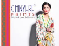 Chinyere Prints S/S '12 Campaign