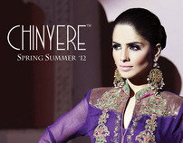 Chinyere Spring/Summer '12 Campaign