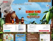 Nintendo Donkey Kong Returns