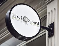 Kiwi Bird Australian Cuisine - Branding
