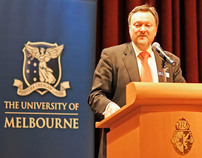 University of Melbourne Singapore Alumni Dinner