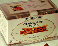 Bigelow Tea Package