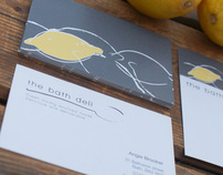 The Bath Deli - Branding