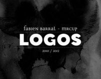 Logos design 2010 / 2012