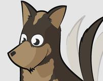 Mascot Pup