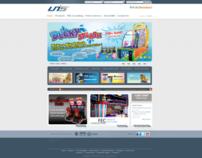 Unis Games website