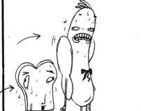 Toast - Pilot Episode Storyboard