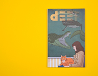 deep magazin | bachelor thesis