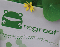 regreet™ Greeting Card Organizer