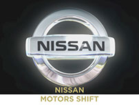 2009 NISSAN KOREA / SHIFT CAMPAIGN 3RD
