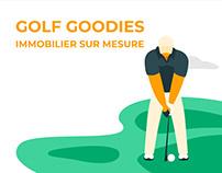 Golf goodies - Immobilier Sur Mesure