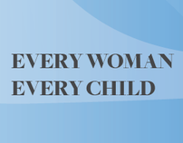 Brochures- Every Woman Every Child