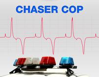 Chaser Cop App UI