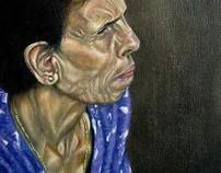 Portrait of Mrs Victoria Emmanuel of Cyprus