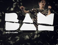 BAM - Design Week Branding