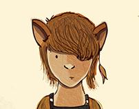 Alu / Character