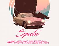 Spectre alternative poster