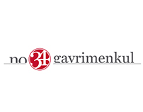 """No 34 Gayrimenkul"" Logo Design and Corporate Identity"