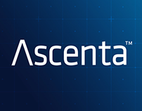 Ascenta - High Altitude Drone Branding & Graphic Design
