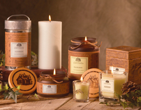 Big Sky Cabin Candles