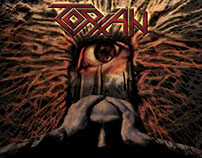Torian - CD Cover Art