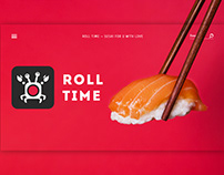 🍣 Roll Time — Online store sushi🍣