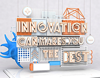 innovation can makes you the best