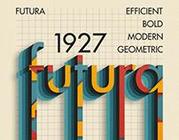 Futura Poster Project