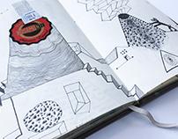 New Book Drawings