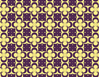 Patterns // Two and Three Color Patterns
