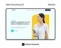 Aello Consulting 2.0 Web Desgin