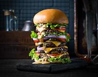 The Monster Burger | Jessie's Burger